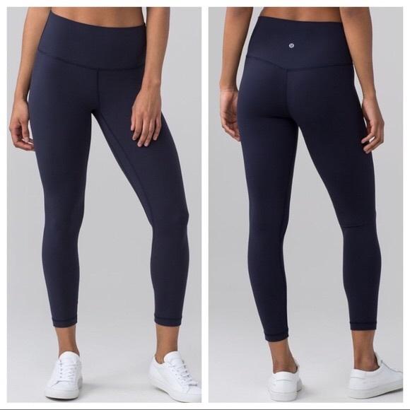 8f71e249c2d048 lululemon athletica Pants | Lululemon Align Pant Ii 78 ...